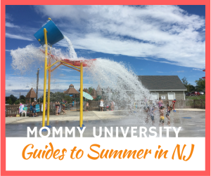 Guides to Summer in New Jersey