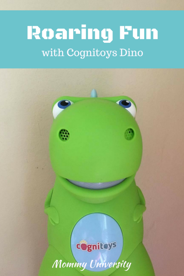 Cognitoy Dino