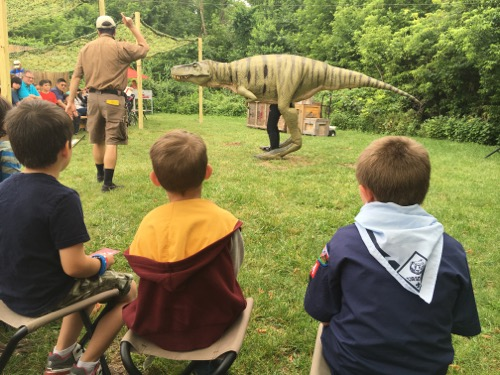 Field Station Dinosaur Show