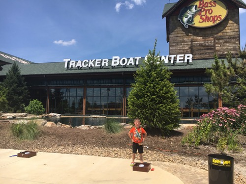 Bass Pro Shops Outdoor Games for Summer