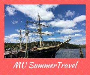 MU Summer Travel