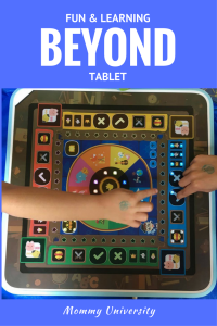 Beyond Tablet