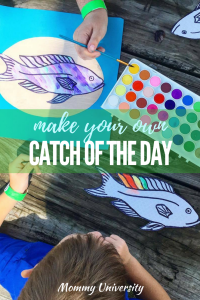 Make Your Own Catch of the Day