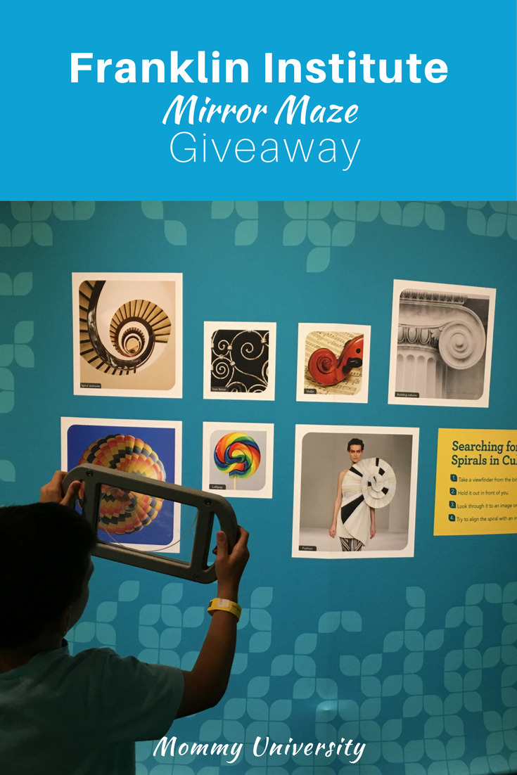 Franklin Institute Giveaway