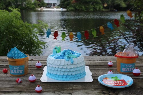 Fishing Birthday Party