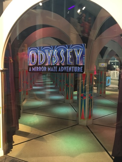 Odyssey at MagiQuest