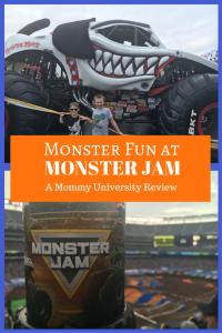 Monster Fun at Monster Jam