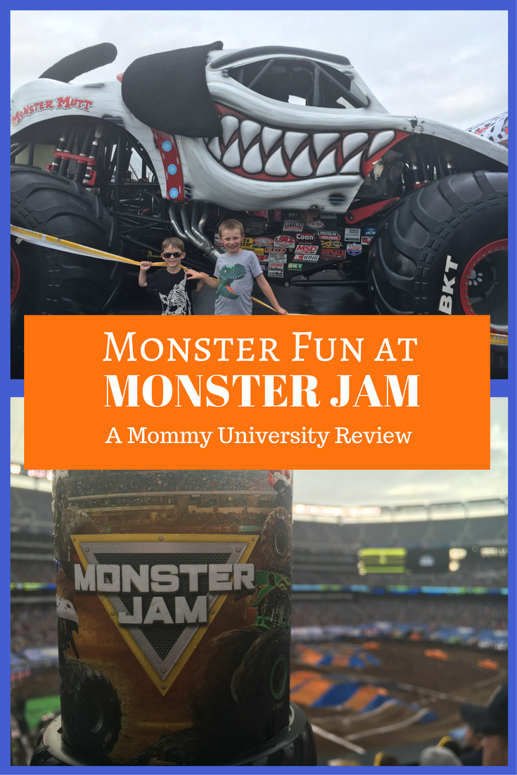 Monster Fun at Monster Jam
