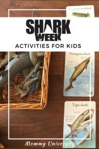 Shark Week Educational Activities