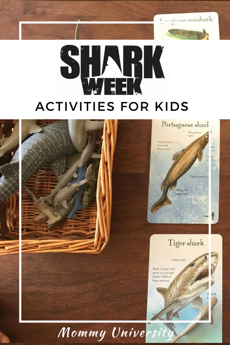 Shark Week Educational Activities