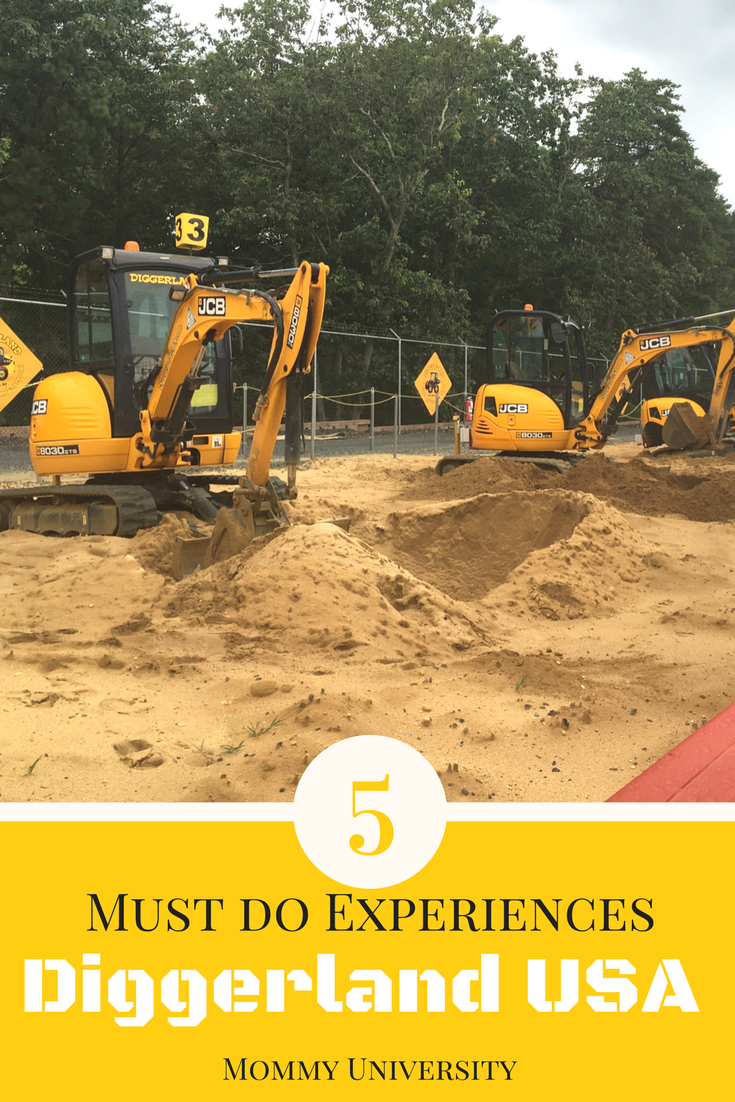 5 Must Do Experiences at Diggerland USA