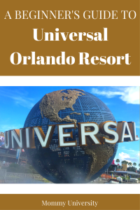 A Beginner's Guide to Universal Orlando Resort