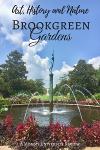 Art, History and Nature at Brookgreen Gardens