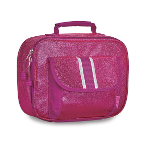 Bixbee Sparkalicious Ruby Lunchbox