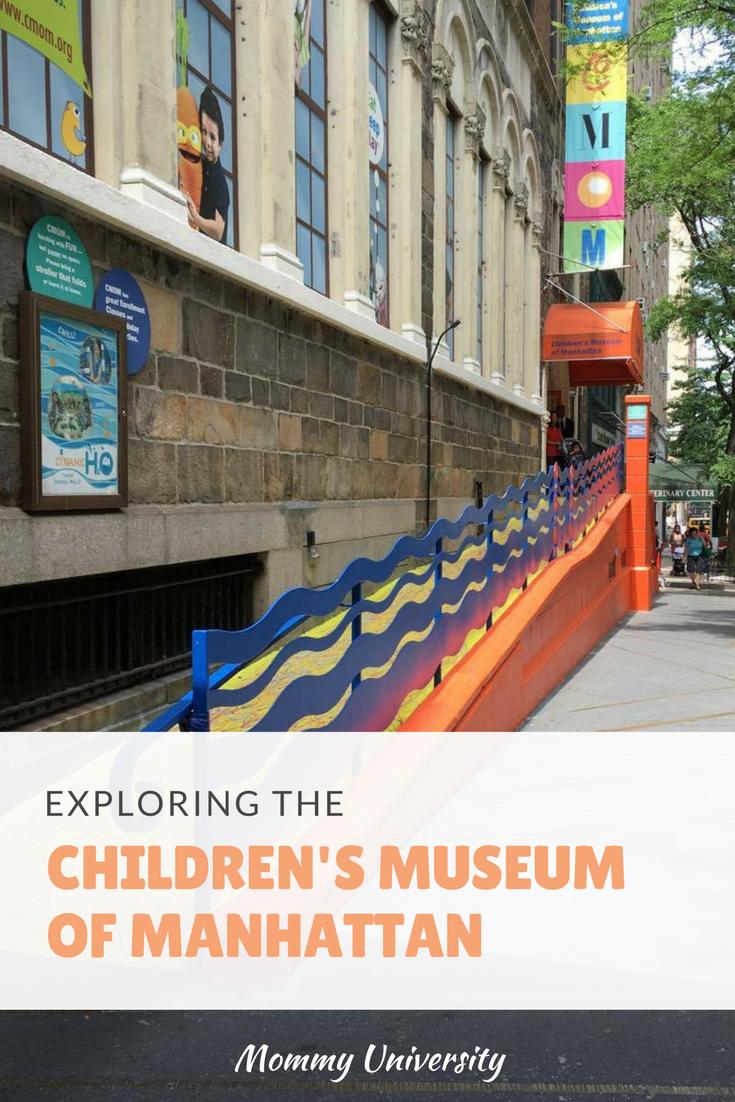 Exploring Children's Museum of Manhattan