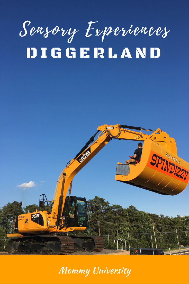 Sensory Experiences at Diggerland