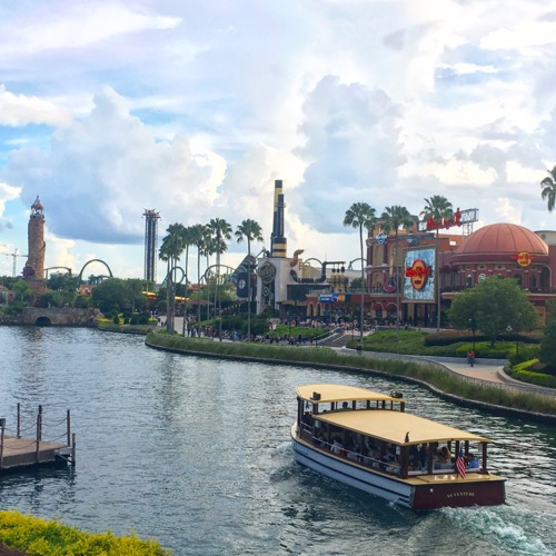 Universal Water Taxi
