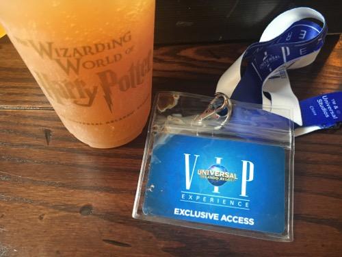 VIP Universal Orlando Resort Tour with Buterbeer