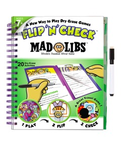 Flip n Check Mad Libs