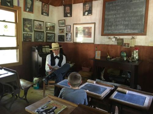 Wild West City Schoolhouse