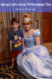 Boys Can Love Princesses Too