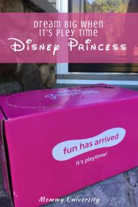 Disney Princess from Pley