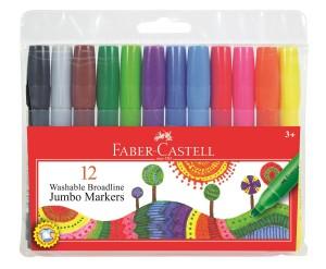 Faber Castell Broadline Jumbo Markers #1 (1)