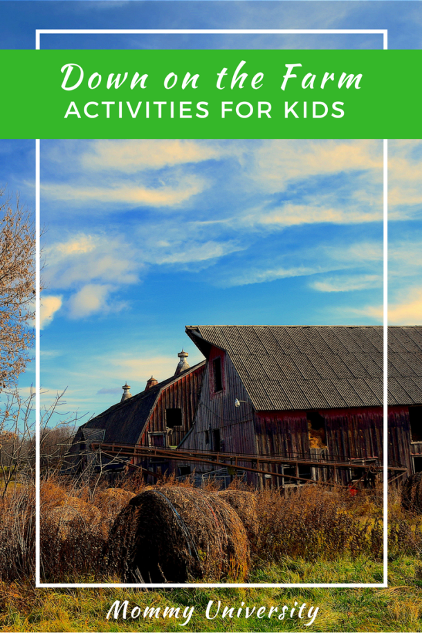 Activities for Kids on the Farm