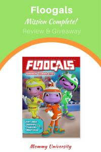 Floogals DVD