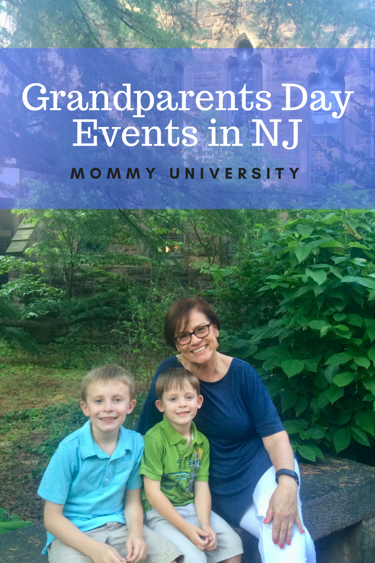 Grandparents Day Events in NJ