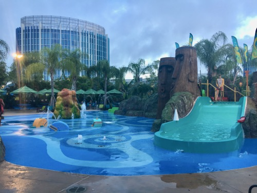 Tot Tiki Reef at Volcano Bay