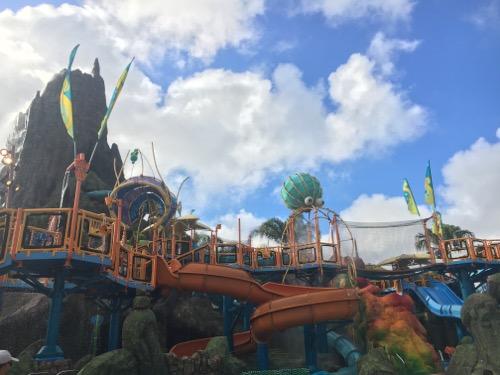 Runamukka Reef Slides