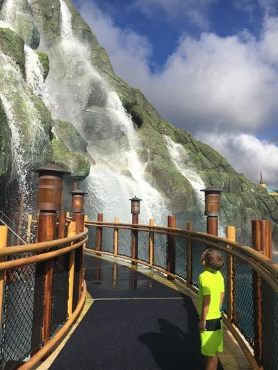 Explore Volcano Bay Volcano