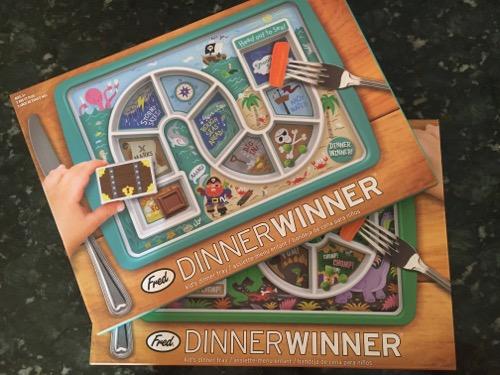 Dinner Winner Trays
