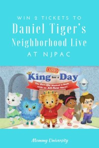 Daniel the Tiger Giveaway
