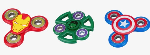 Marvel Spinners from ZURU