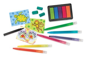 Premium Children's Art Products Pocket Size Pictures