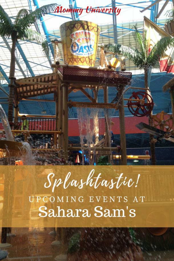 Splashtastic Sahara Sam's