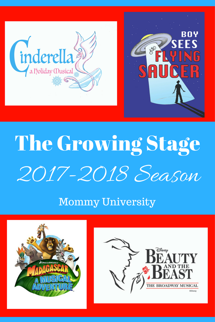 The Growing Stage 2017-2018 Season