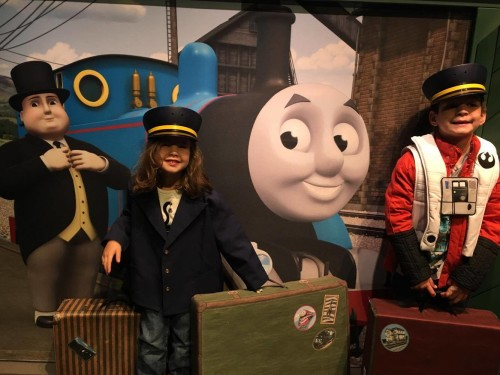 Thomas and Friends Explore the Rails