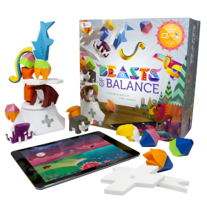 Beasts of Balance play set