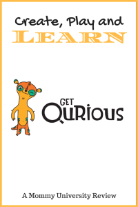 Create, Play and Learn with Get Qurious