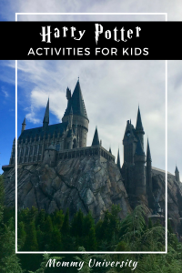 Harry Potter Educational Activities for Kids