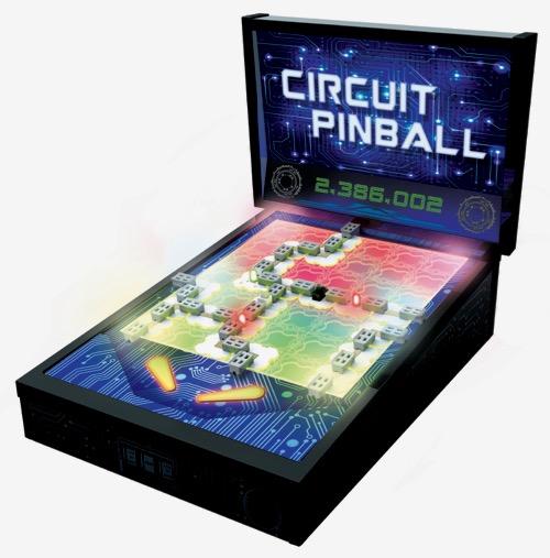 Circuit Pinball