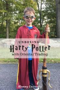 Harry Potter Unboxing