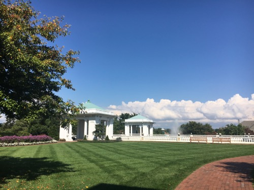 The Hotel Hershey Garden