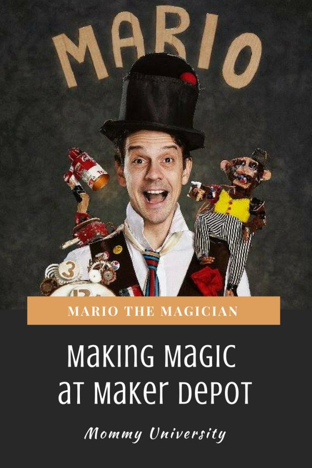 Making Magic at Maker Depot