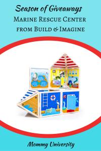 Season of Giveaways Build & imagine