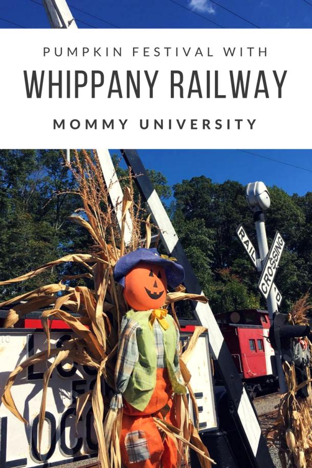 pumpkin festival whippany railway museum