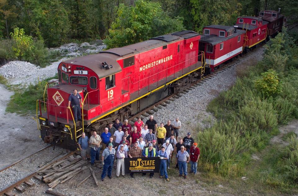 Tri-State Railway Historical Society